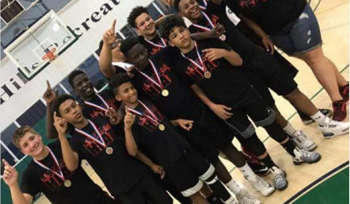 7th & 8th Boys Summer 2017 1st Place – Team Heat