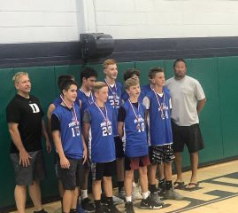 Ener-Gel – Division A Jr High Boys Runner up