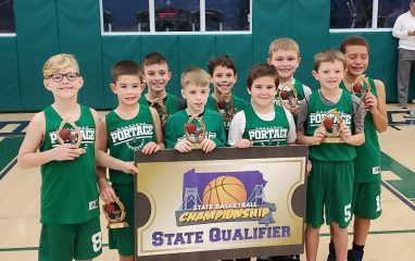 Portage S&T Bank 3rd – 4th Grade Boys 3rd Place