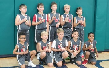 Westmont Red 3rd – 4th Grade Boys Runner Up